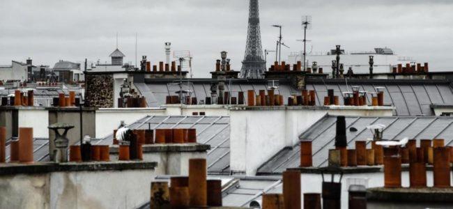 confinement quitter Paris