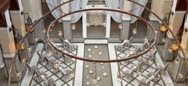 hôtel de luxe à Marrakech